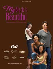 P&G unveils 'My Black is Beautiful' campaign