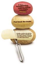 New potato effort touts its nutritional benefits