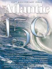'Atlantic' ups comms to mark its 150th birthday