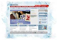 USPS trumpets its Web site in holiday initiative