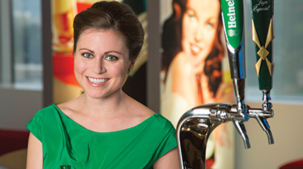 Newsmaker: Stacey Tank, Heineken