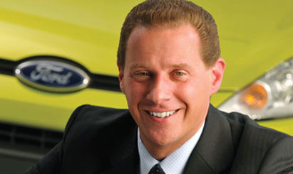 Day is helping Ford tell a story of survival