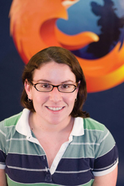 Shapiro brings an openness to Mozilla's outreach