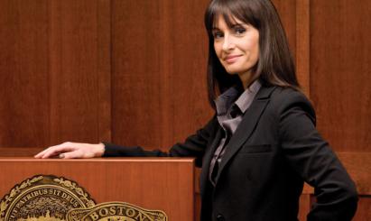 Newsmaker: Elaine Driscoll, Boston Police Dept