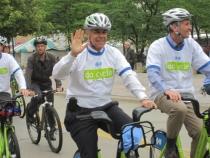 Bike share program picks up speed