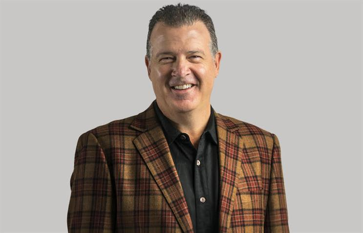 New Talkwalker CEO Tod Nielsen.