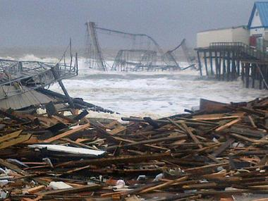 New Jersey picked marketing firm days before Sandy hit