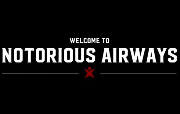 Watch: Conor McGregor launches 'Notorious Airways' to jet fans off to Las Vegas