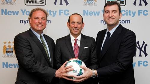 MLS expansion club New York City FC hires Edelman