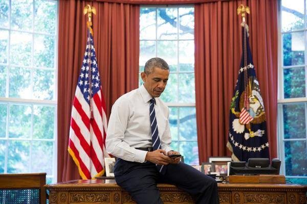 Barack Obama: US president recently opened his own Twitter account