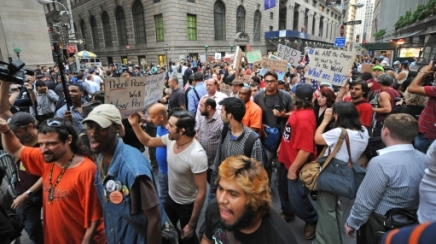 Political leaders soften stance on Occupy Wall Street protests