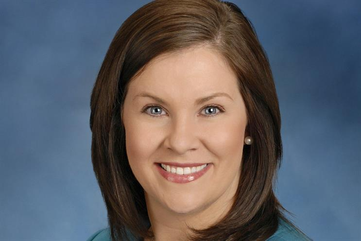 USAA chief communications officer Lindsey O'Neill