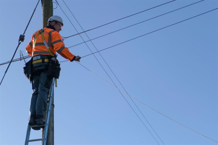 'Our objective was mass reach' - Behind the Campaign, 'Keeping Us Connected During COVID-19' for Openreach