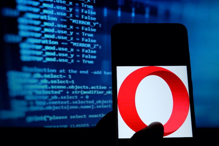 Outbrain partners with Opera to bring native advertising to browsers