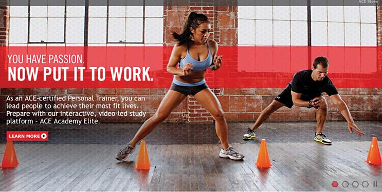 Critical Hit: Ace pitch shows personal benefits of fitness training