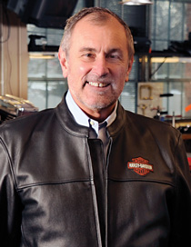 CEO Q&A: Keith Wandell, Harley-Davidson (extended)