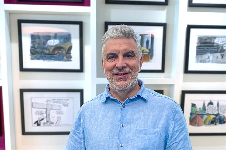 Paddy Hennessy will join London Communications Agency next month