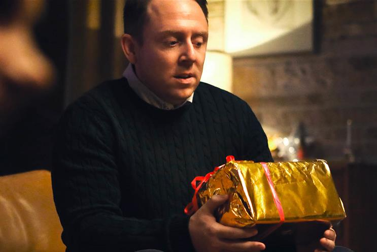 Watch: PayPal campaign aims to eliminate fear of giving inferior Christmas gifts