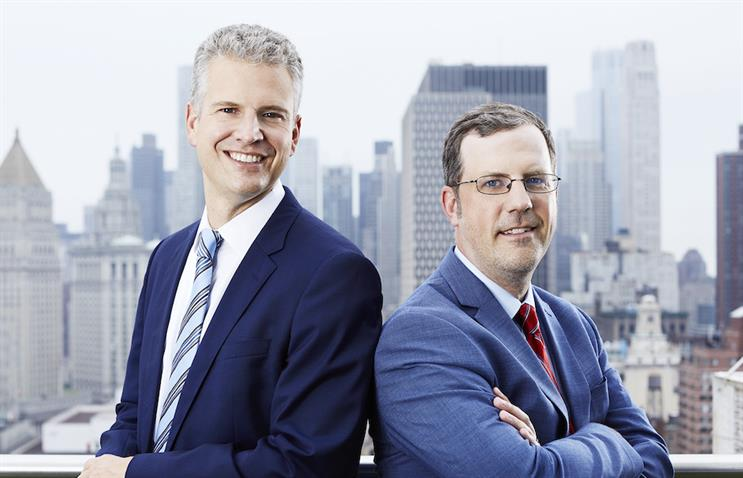 L-R: DrivePath founders Gordon Pennoyer and Andrew Wilson.