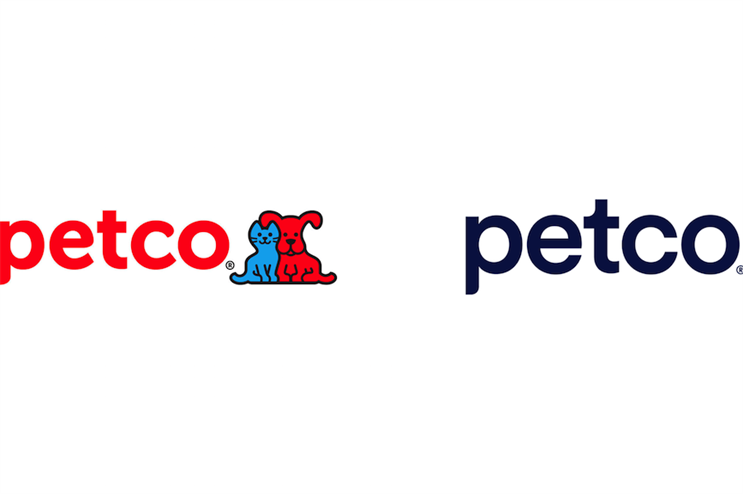 Customers really don't like Petco's new logo. What's the retailer to do?