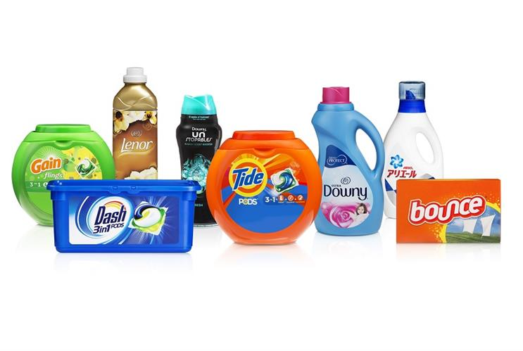 P&G manufactures and markets some of the biggest brands in the world.