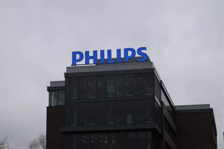 Philips wraps global review, picks Omnicom for creative, media and comms