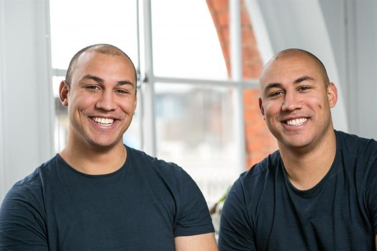 Marshmallow co-founders Alexander (left) and Oliver Kent-Braham