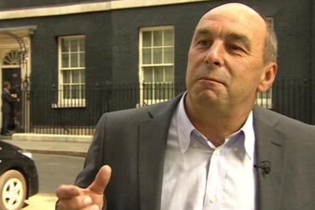 "Lambert: UKIP admires his ""drive, passion, hard work, honesty and good humour"""