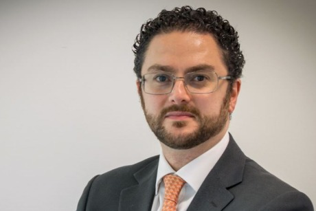 Piers Zangana: Former G4S media manager has joined WSH as head of comms