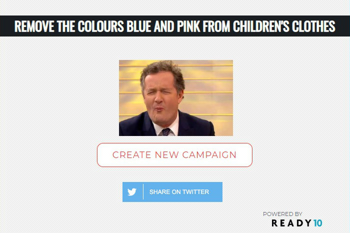 Provoke Piers: PR agency launches tool for triggering Piers Morgan