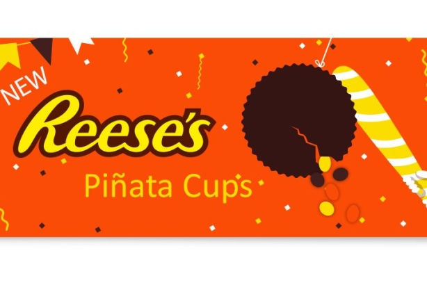 Hershey confuses consumers - on purpose - when image of new Reese's product leaks