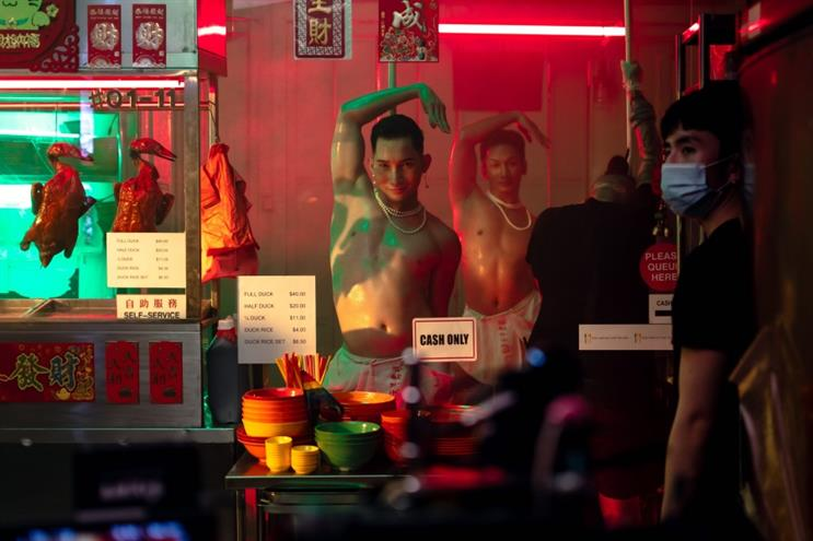 Drag queens shine in Pink Dot music video