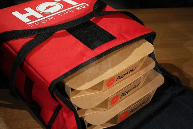 Pizza Hut Delivery tweets apology following Sun promotion (credit: @pizzahut on instagram)