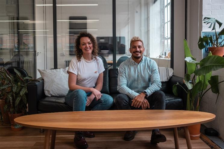 New hires: Molly Redmond and Christopher Buttigieg