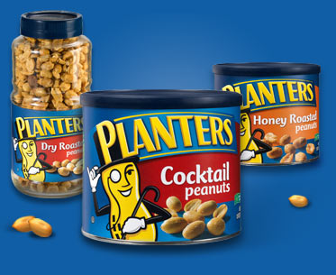 Kraft's Planters brand brings on Olson Engage