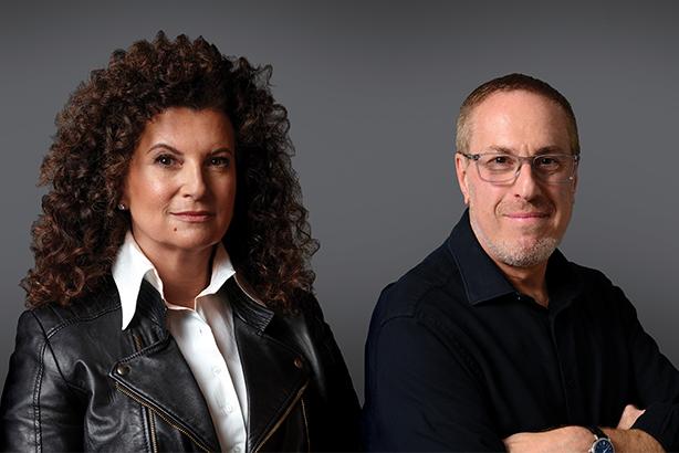 L-R: Cindi Berger and Mark Owens (Image via Octagon).