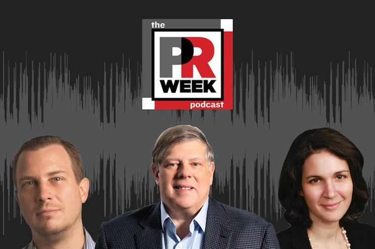 The PR Week: 1.22.2021: Mark Penn, MDC and Stagwell
