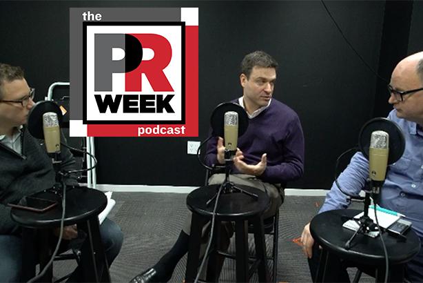 The PR Week Podcast 1.19.18: Huge's Aaron Shapiro