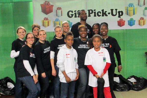 Porter Novelli spearheads 31 days of giving in Atlanta