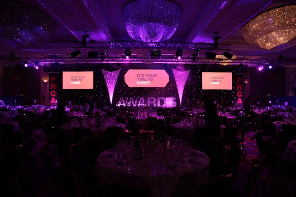 Who triumphed at the PRCA National Awards?