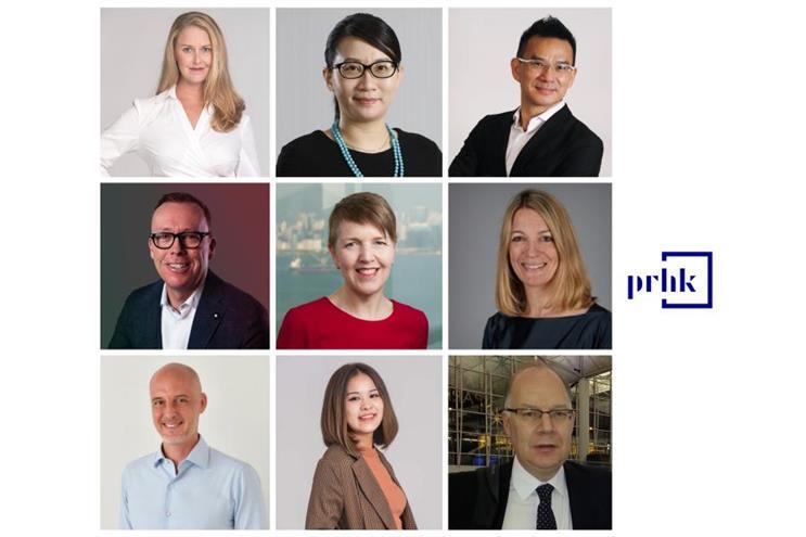 PRHK announces new board