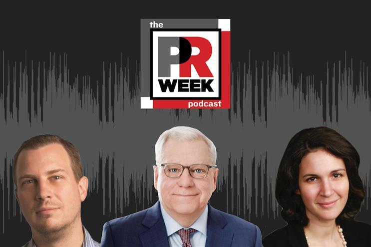 The PR Week: 11.13.2020: Joe Lockhart, Rational 360
