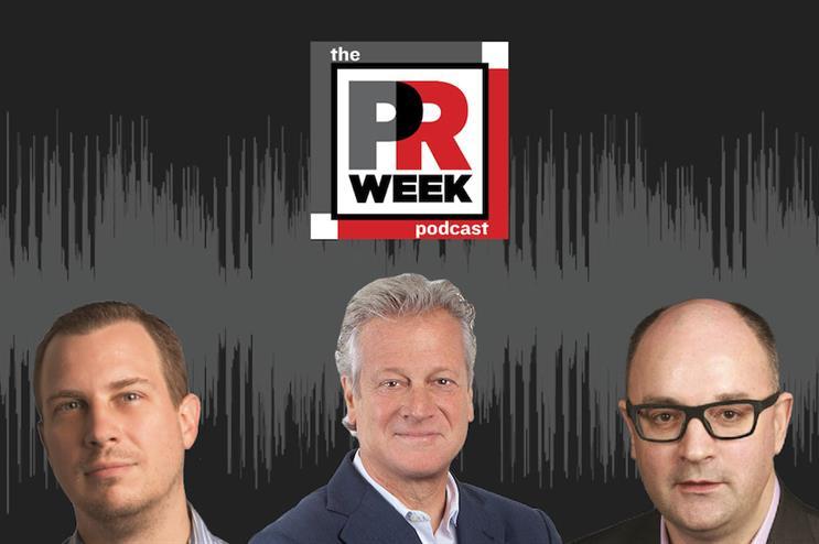 The PR Week: 12.18.2020: Andy Polansky, IPG Dxtra