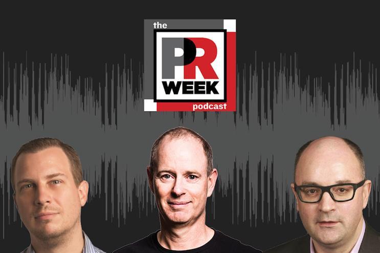 The PR Week: 11.06.2020: Frank Shaw, Microsoft