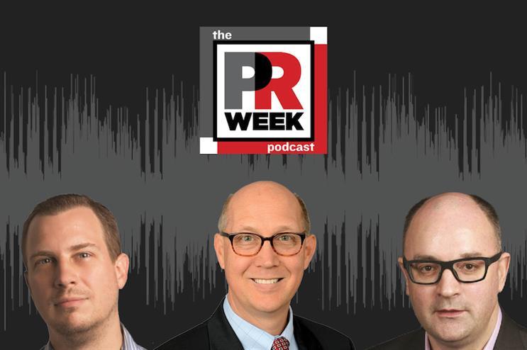 The PR Week: 10.30.2020: Garland Stansell, PRSA