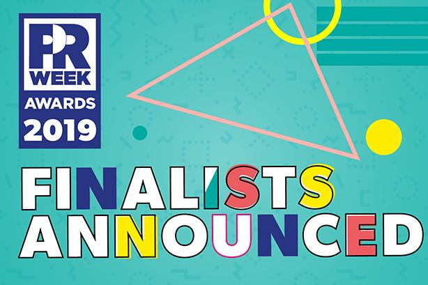 PRWeek U.S. Awards 2019 Shortlist Revealed
