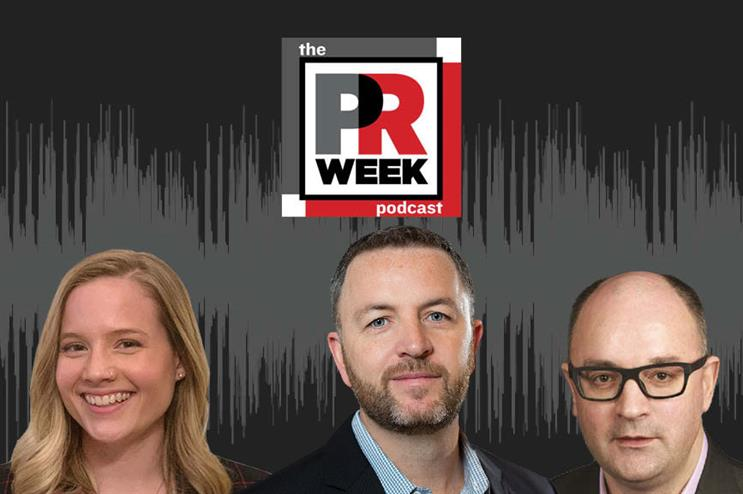 The PR Week: 7.1.2021: David Kyne, Evoke Kyne