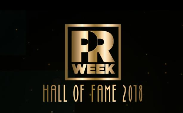 PRWeek US introduces 2018 Hall of Fame class