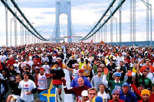 New marathon slogan helps media outreach