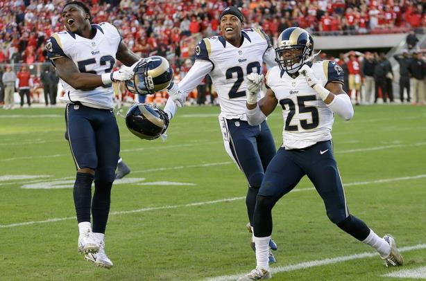 Fleishman plans message blitz to keep Rams in its hometown